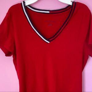 Tommy Hilfiger Women's Essential V-Neck T-Shirt